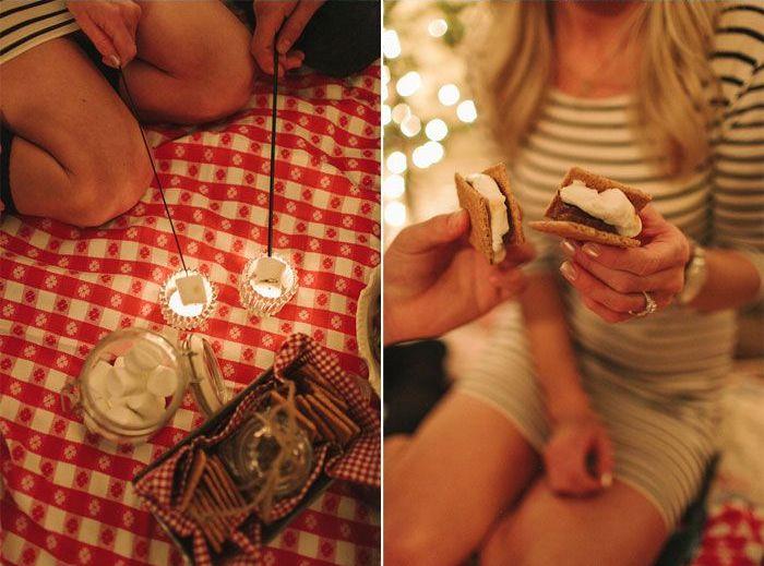 Как устроить дома романтический вечер для двоих