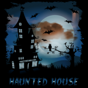 "FunPrint ""Haunted house"" Printable Escape Room"