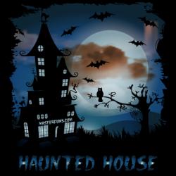 "FunPrint ""Haunted house"" Printable Escape Room"
