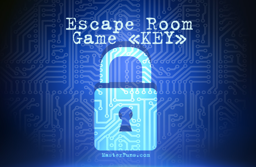 photo relating to Printable Escape Room identified as FunPrint \