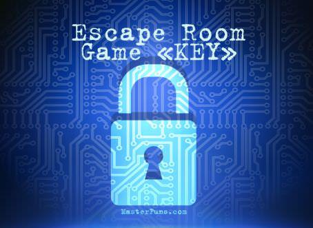 FunPrint Key - printable Escape Room Game