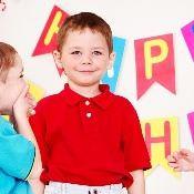 праздничные наборы на день рождения для детей