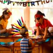 день рождения ребенка 8 лет